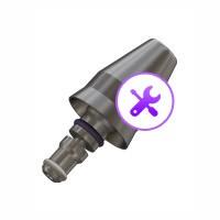 AIr/Water Syringe | Ritter Top Jet o-ring repair kit
